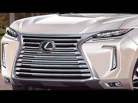 2020 レクサス 新型 LX 最上級SUV!めちゃかっこいいな!