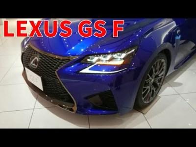 【販売低迷…】LEXUS GS F レクサスGSF ヒートブルーコントラストレイヤリング