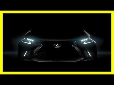 レクサスが東京モーターショーで新型EVハッチバックを初公開!?