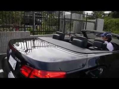 BMW 355i カブリオレ リトラクタブル・ハートトップ