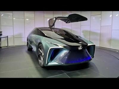 レクサスの新型EVコンセプトカー「LF-30 Electrified」/ スペック