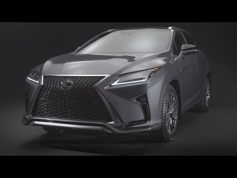 2018 Lexus RX and RX L – The SUV To Beat !!