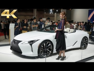 2020 LEXUS LC500 Convertible Concept – Arrives Summer 2020 – 新型レクサス LC500 コンバーチブル 2020年モデル