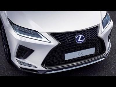 Lexus RX 2020 – 7 SEATER, Luxury SUV