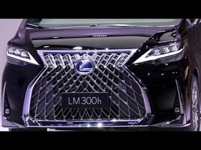 レクサス 新型 LM300hの価格・詳細が明らかに!日本円で1800万円オーバー!