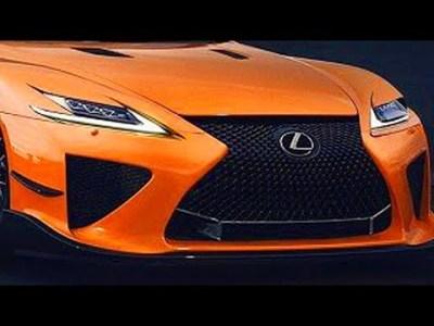 2020 レクサス 新型 LFA レンダリングが公開!レクサスの定番ともいえる三眼LEDとスピンドルグリルは外さないだろう!