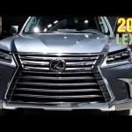 2020 Lexus LX || Lexus LX SUV.
