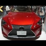 2020 LEXUS LC500 – Lexus LC500 2020 – 新型レクサス LC500 2020年モデル