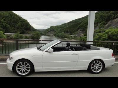 底辺中年がヤフオクで激安BMWオープンカーを買ってみた!E46 330ci カブリオレ