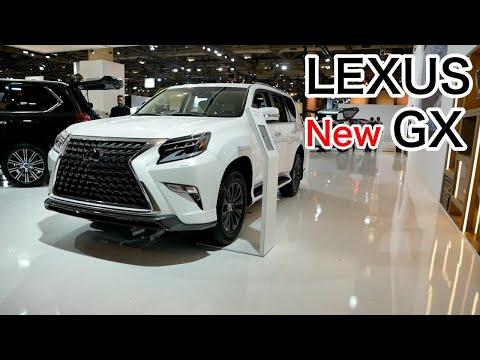 2020 LEXUS GX プラドのレクサス版!内外装をチェックしてみました。