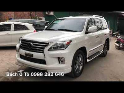 LEXUS LX570 2014 💥 SUV HẠNG SANG 💥 📞 0988 282 646