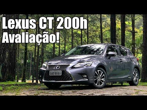 Novo Lexus CT200h 2018 avaliação – Falando de Carro