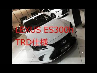 LEXUS ES300h TRD Version