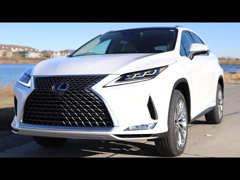 2020 Lexus RX 450h Review   Luxury Hybrid Perfection