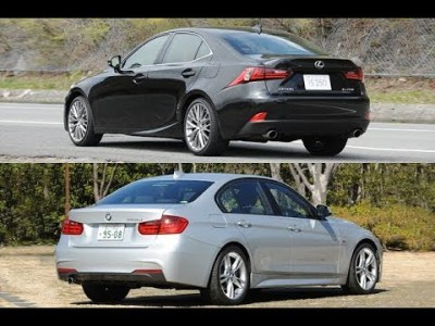レクサス 新型IS vs BMW 320d どっちが買い!?徹底比較(2/3)