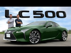 2021 Lexus LC500 Review // A Ridiculously Underrated $100,000 Masterclass