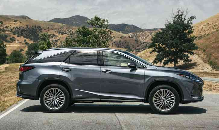 lexus rx 2022 It's expected to replace the outdated Lexus LX as the company's flagship SUV