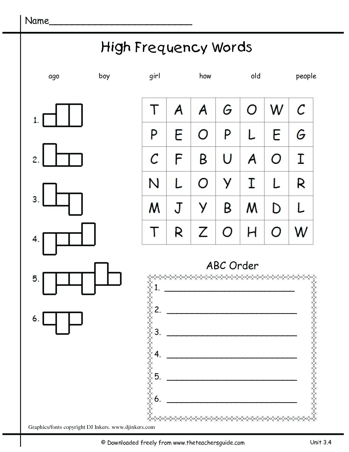 Worksheet 1st Grade Language Arts Worksheets Worksheet