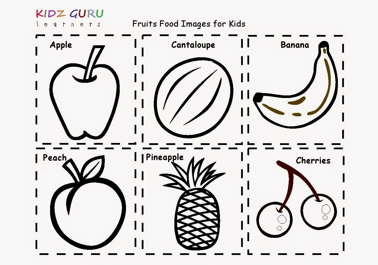 Free Printable Activity Sheets For Kids With Preschool