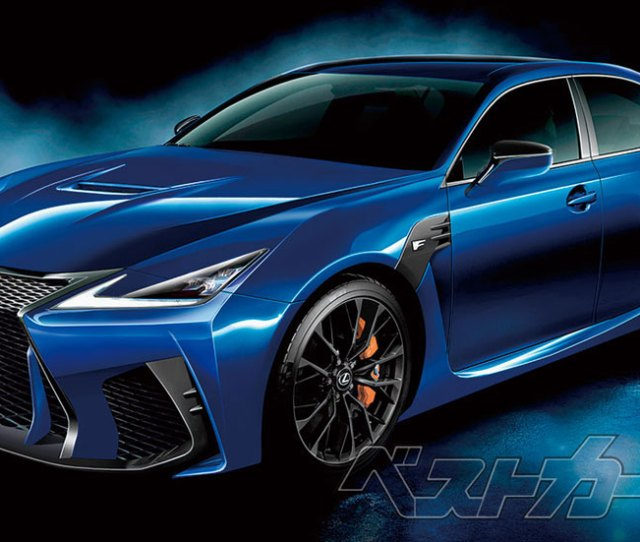 Lexus Gs F Next Generation