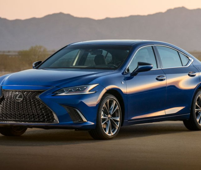 The Seventh Generation Lexus Es Sedan Has Just Been Revealed At The Beijing Motor Show And Its Time To Dive Into Our Coverage Lets Start Off With The