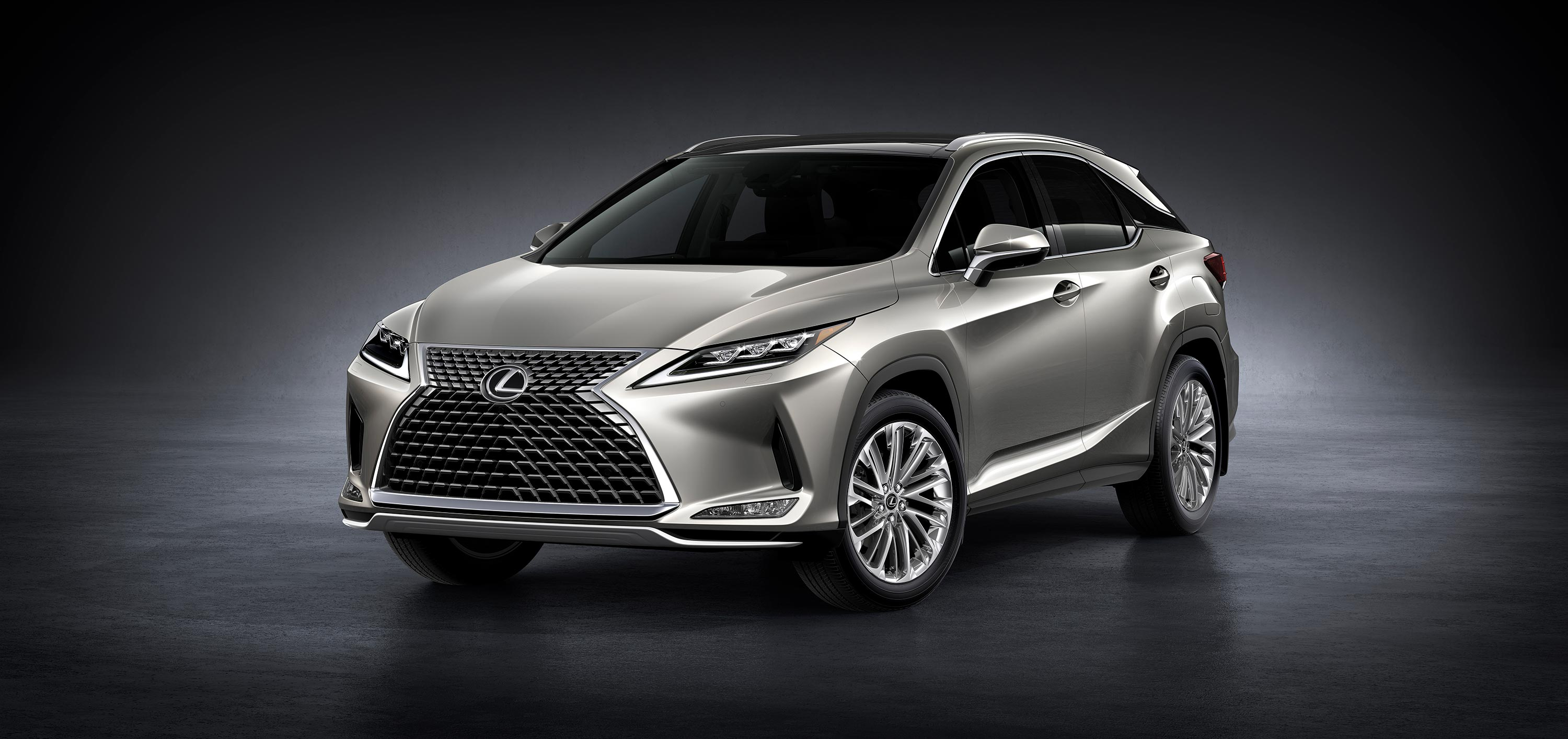 Photo Gallery The Updated 2020 Lexus Rx Amp Rx F Sport