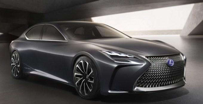 2019 Lexus GS Exterior