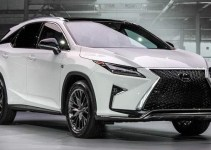 2019 Lexus RX 350 Exterior