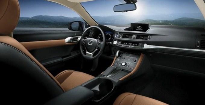 2019 Lexus CT 200h Interior