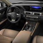 2020 Lexus ES 350 Interior