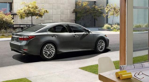 2019 Lexus ES 350 Exterior