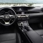 2019 Lexus IS 200t Interior