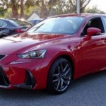 2019 Lexus IS350 F Sport Exterior