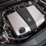 2019 Lexus GS 350 Engine