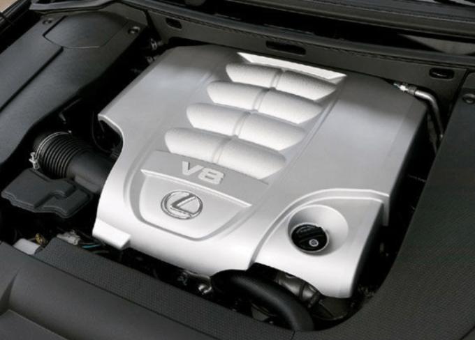 Lexus LX 570 2019 Engine