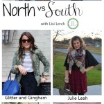 North Vs. South: Lace