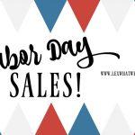Major Labor Day Sales