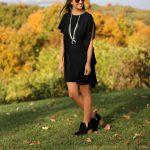 Fall's Little Black Dress