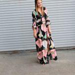 Return of the Maxi Dress