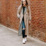 Spring Staple: The Trench Coat