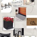 Easy Front Porch Makeover!
