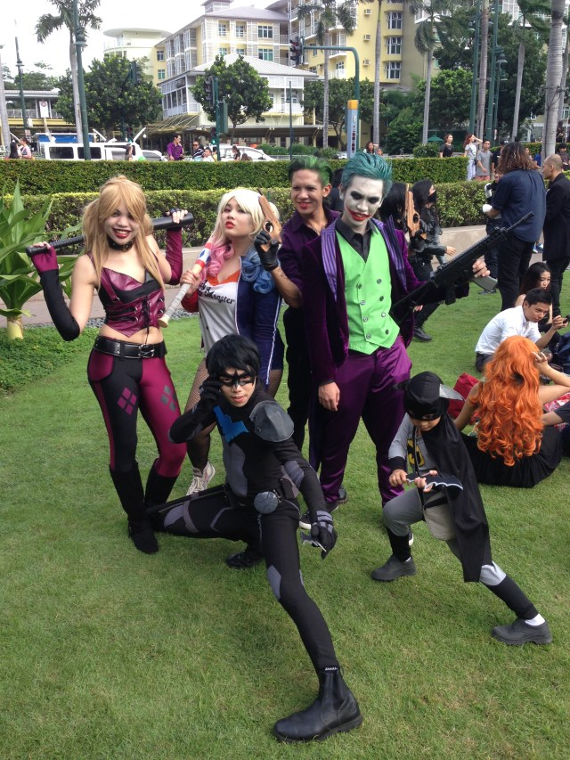 justice ph dc comics cosplay