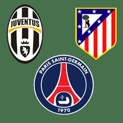 Les invaincus du foot européen