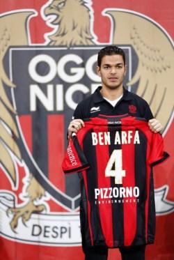Hatem Ben Arfa à l'OGC Nice