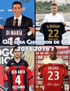 Les meilleures recrues de Ligue 1 2015-2016
