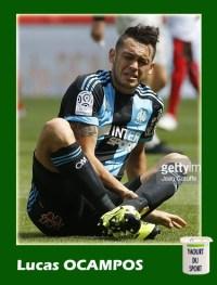 Lucas Ocampos transfert raté 2015-2016