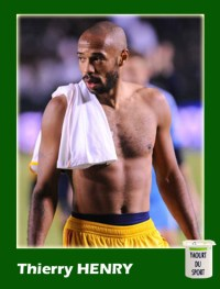 Thierry Henry Panini