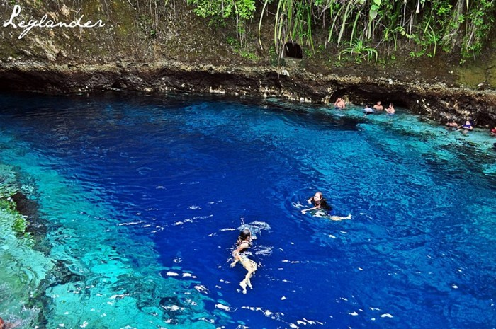 The Engchanting Enchanted River of Hinatuan
