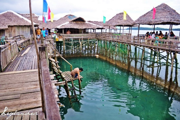 Sumptuous Lunch at the Sibadan Fish Cages