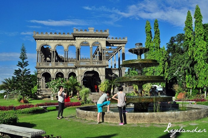 A Day at The Ruins in Talisay City, Negros Occidental
